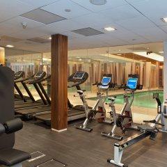Отель Landmark London фитнесс-зал