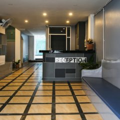 McCoy Beach Jomtien Pattaya Hostel интерьер отеля