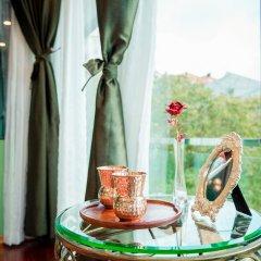 Отель Dalat Terrasse Des Roses Villa Далат балкон