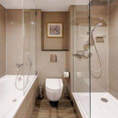 Отель Hilton Munich City Германия, Мюнхен - 9 отзывов об отеле, цены и фото номеров - забронировать отель Hilton Munich City онлайн ванная