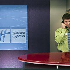 Holiday Inn Express Hotel & Suites Columbus - Polaris Parkway Колумбус развлечения