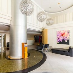 Отель Icheck Inn Skyy Residence Sukhumvit 1 Бангкок интерьер отеля