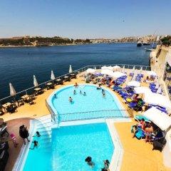 Отель Fortina Мальта, Слима - 1 отзыв об отеле, цены и фото номеров - забронировать отель Fortina онлайн бассейн фото 2