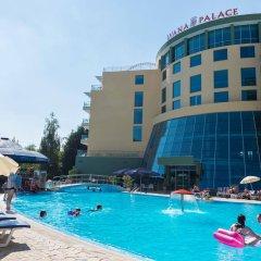 Отель Ivana Palace Солнечный берег бассейн фото 3
