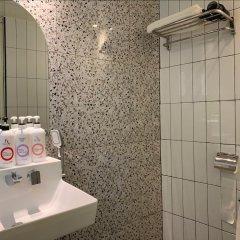 Отель dmyk ванная