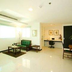 Отель The Laurel Suite Apartment Таиланд, Бангкок - отзывы, цены и фото номеров - забронировать отель The Laurel Suite Apartment онлайн интерьер отеля фото 3