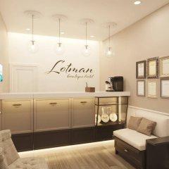 Отель Lotman Boutique Санкт-Петербург спа