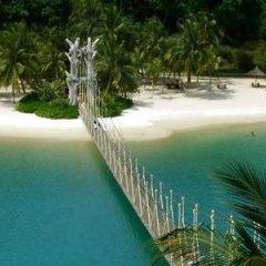 Отель The St. Regis Singapore пляж