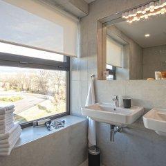 Отель 7 Ruzyně Apartments Чехия, Прага - отзывы, цены и фото номеров - забронировать отель 7 Ruzyně Apartments онлайн ванная