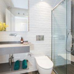 Отель Home Club Serrano VIII Испания, Мадрид - отзывы, цены и фото номеров - забронировать отель Home Club Serrano VIII онлайн ванная фото 2