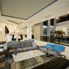 Numa Beach & Spa Hotel Турция, Аланья - отзывы, цены и фото номеров - забронировать отель Numa Beach & Spa Hotel - Adults Only - All Inclusive онлайн интерьер отеля
