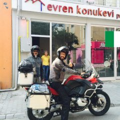 Evren Konukevi Турция, Болу - отзывы, цены и фото номеров - забронировать отель Evren Konukevi онлайн парковка