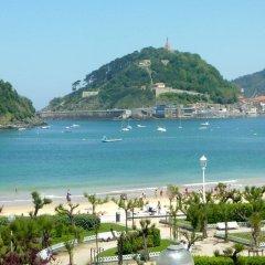 Отель Ezeiza Испания, Сан-Себастьян - отзывы, цены и фото номеров - забронировать отель Ezeiza онлайн пляж