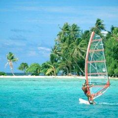 Отель Luckyhiya Hotel Мальдивы, Северный атолл Мале - отзывы, цены и фото номеров - забронировать отель Luckyhiya Hotel онлайн пляж