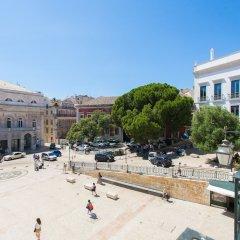 Отель Feels Like Home Rossio Prime Suites Лиссабон спортивное сооружение