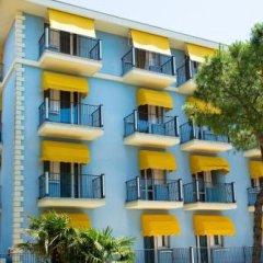 Hotel Fabrizio вид на фасад фото 2