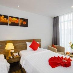 Maple Leaf Hotel & Apartment Нячанг комната для гостей фото 5