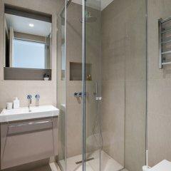 Апартаменты Mirabilis Apartments - Wells Court Лондон ванная