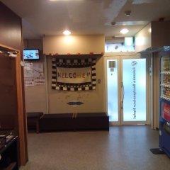 International Hostel Khaosan Fukuoka Хаката гостиничный бар