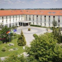 Отель Holiday Inn Express Munich Airport Германия, Мюнхен - отзывы, цены и фото номеров - забронировать отель Holiday Inn Express Munich Airport онлайн фото 3
