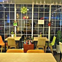 Отель D.H Sinchon Guesthouse Южная Корея, Сеул - отзывы, цены и фото номеров - забронировать отель D.H Sinchon Guesthouse онлайн интерьер отеля фото 2