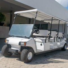 Отель Mareazul Family Beach Condohotel Плая-дель-Кармен городской автобус