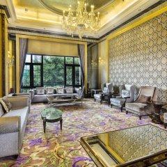 Отель Chateau Star River Guangzhou Peninsula интерьер отеля