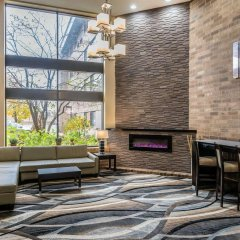 Отель Quality Inn & Suites Mall Of America - Msp Airport Блумингтон интерьер отеля