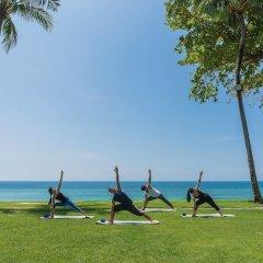 Отель Phuket Marriott Resort & Spa, Merlin Beach фитнесс-зал фото 3