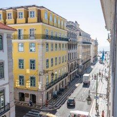 Апартаменты Hello Lisbon Baixa Chiado Apartments Лиссабон балкон