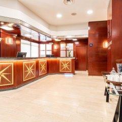 Отель Eurostars Ciudad De La Coruna Hotel Испания, Ла-Корунья - 1 отзыв об отеле, цены и фото номеров - забронировать отель Eurostars Ciudad De La Coruna Hotel онлайн интерьер отеля фото 2