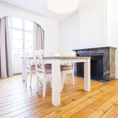 Отель Brugmann Square Apartments Бельгия, Брюссель - отзывы, цены и фото номеров - забронировать отель Brugmann Square Apartments онлайн