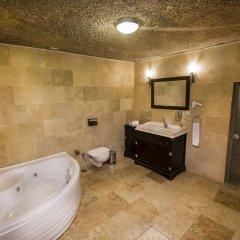 Roma Cave Suite Турция, Гёреме - отзывы, цены и фото номеров - забронировать отель Roma Cave Suite онлайн ванная фото 2