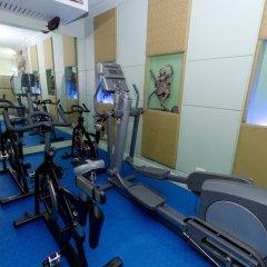 Отель Crown Regency Residences - Cebu фитнесс-зал