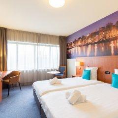 Отель New West Inn Нидерланды, Амстердам - 6 отзывов об отеле, цены и фото номеров - забронировать отель New West Inn онлайн комната для гостей фото 2