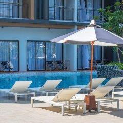 Отель Sea Seeker Krabi Resort бассейн