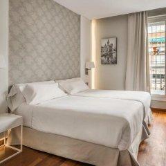 Отель NH Alonso Martínez Испания, Мадрид - 1 отзыв об отеле, цены и фото номеров - забронировать отель NH Alonso Martínez онлайн комната для гостей фото 2