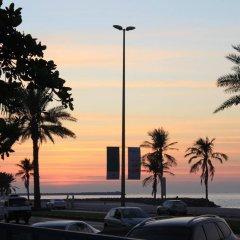 Отель Villa Alisa ОАЭ, Шарджа - отзывы, цены и фото номеров - забронировать отель Villa Alisa онлайн пляж фото 2
