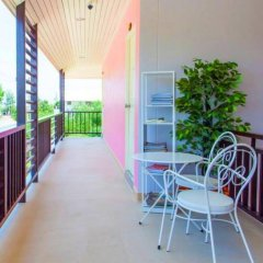Отель Nam Talay Resort балкон