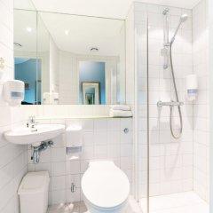 Отель Smarthotel Forus Норвегия, Санднес - отзывы, цены и фото номеров - забронировать отель Smarthotel Forus онлайн ванная фото 2