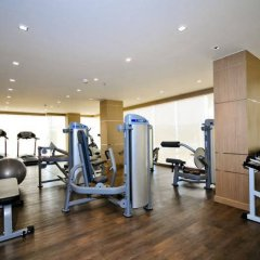 The ASHLEE Plaza Patong Hotel & Spa фитнесс-зал фото 4