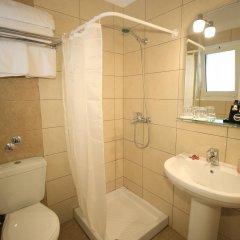 Отель Villa Yannis Греция, Корфу - отзывы, цены и фото номеров - забронировать отель Villa Yannis онлайн ванная фото 2
