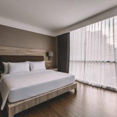 Отель Adelphi Suites Bangkok комната для гостей фото 3