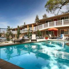 Отель Best Western The Inn Of Los Gatos бассейн фото 3