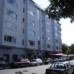 Ascot Hotel парковка