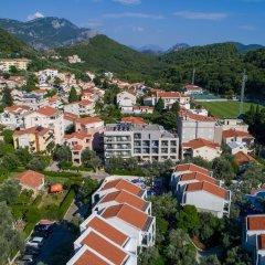 Отель Eleven Черногория, Петровац - отзывы, цены и фото номеров - забронировать отель Eleven онлайн бассейн фото 3