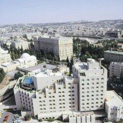 Отель Dan Panorama Jerusalem Иерусалим