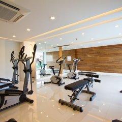 Отель Rocco Huahin Condominium фитнесс-зал фото 2
