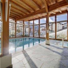 Отель Metropol & Spa Zermatt Швейцария, Церматт - отзывы, цены и фото номеров - забронировать отель Metropol & Spa Zermatt онлайн бассейн фото 2