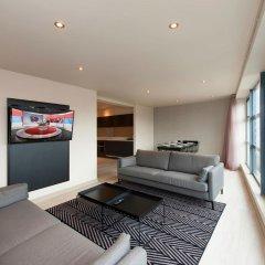Отель La Reserve Aparthotel 4* Люкс с различными типами кроватей